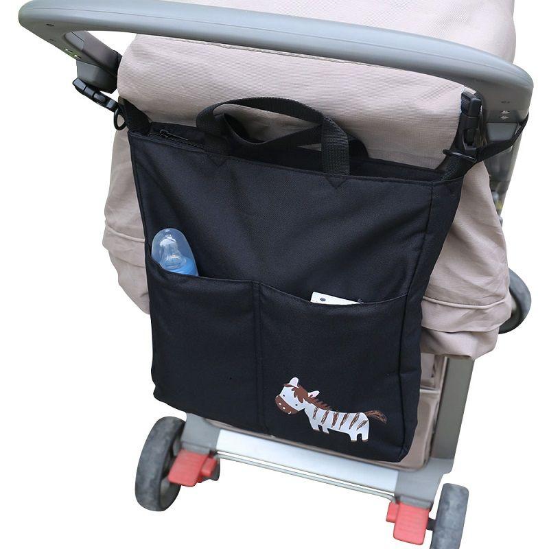 New Brand JOYREN Cartoon Baby Stroller Organizer Accessories Big Capacity Waterproof Bebe <font><b>Carriage</b></font> Bag For Prams KF095