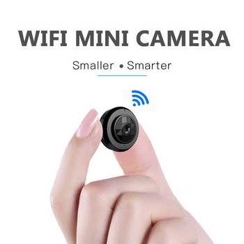 مصغرة كاميرا ip wifi 1080 وعاء outdoor للرؤية الليلية الروبوت واي فاي اللاسلكية سيارة كاميرا كشف الحركة hd الرياضة المحمولة الصغيرة كام