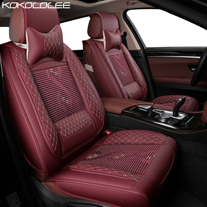[kokololee] car seat covers accessories for hyundai creta jimny peugeot 3008 2017 rx 460 mazda 3 lifan x60 for chevrolet lacetti