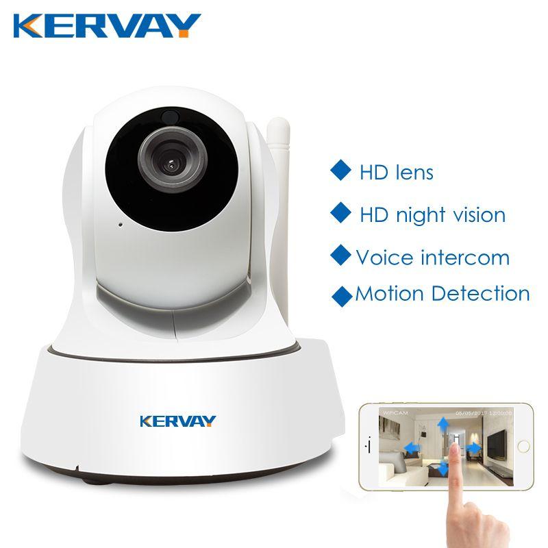 720P HD Wifi Camera Network Surveillance Night Camera Indoor Home P2P CCTV Camera Wifi Function Onvif Camera With Two-way Audio