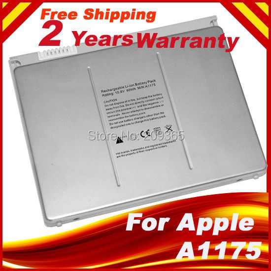 Batterie d'ordinateur portable pour Apple MacBook Pro 15  A1150 A1260 MA463 A1226 A1211 MA601 MA600 MA609 MA610 MA348G / A MA348J / A A1175 MA348