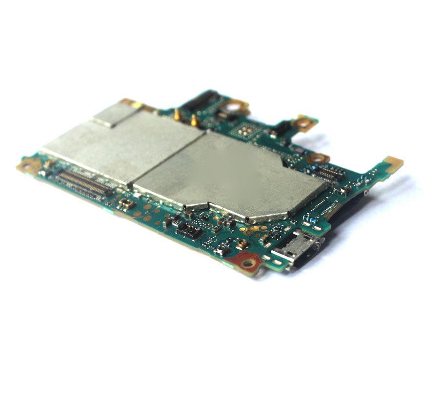 Ymitn Logement Mobile Électronique panneau carte mère Carte Mère Circuits Câble Pour Sony Xperia Z1 L39H C6903 C6902