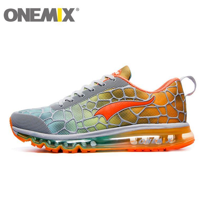 Hotsale onemix air cushion original zapatos de <font><b>hombre</b></font> mens athletic Outdoor sport shoes women running shoes size 36-47