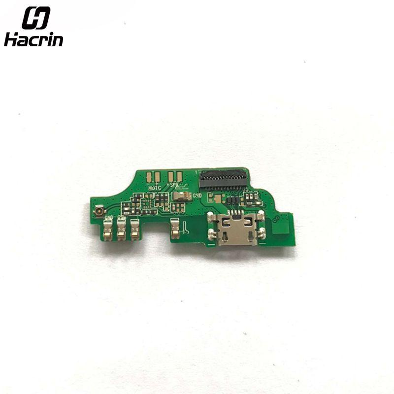 Hacrin Pour Leagoo M8 USB Conseil Avec Micro de Haute Qualité USB chargeur Plug Conseil Pièces Remplacement Pour Leagoo M8 Pro Téléphone Intelligent
