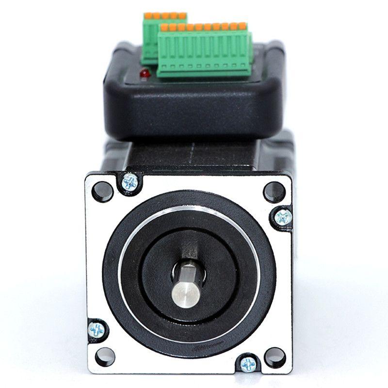 NEMA23 2Nm 283oz.in Integrated Closed Loop Stepper motor with driver 36VDC JMC iHSS57-36-20