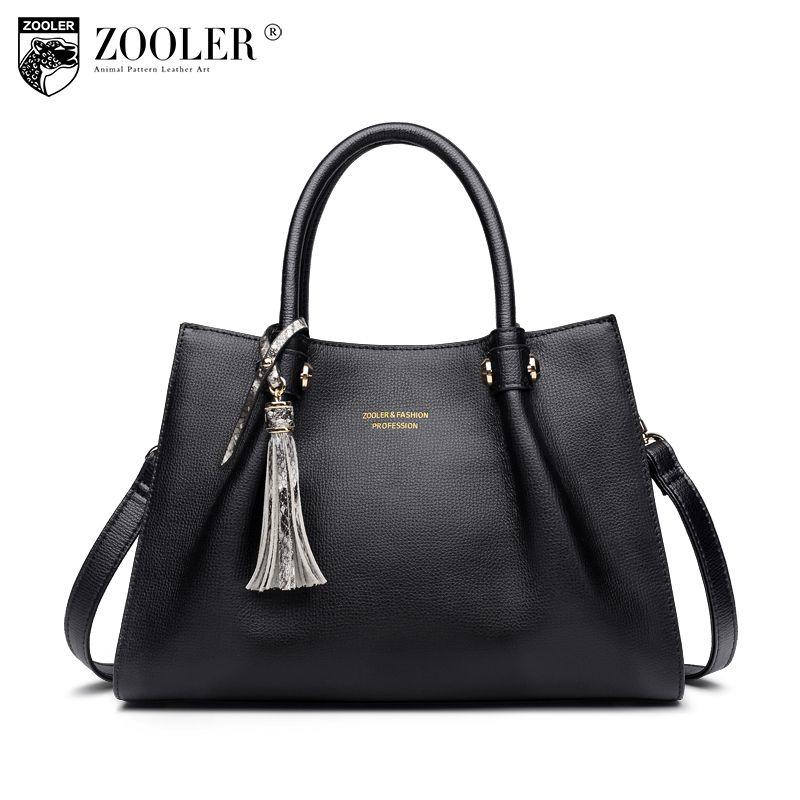 BEGRENZTE & ZOOLER 2018 frau ledertasche luxus elegant echtem leder handtaschen frauen umhängetaschen OL dame geliebten bolsos # H109