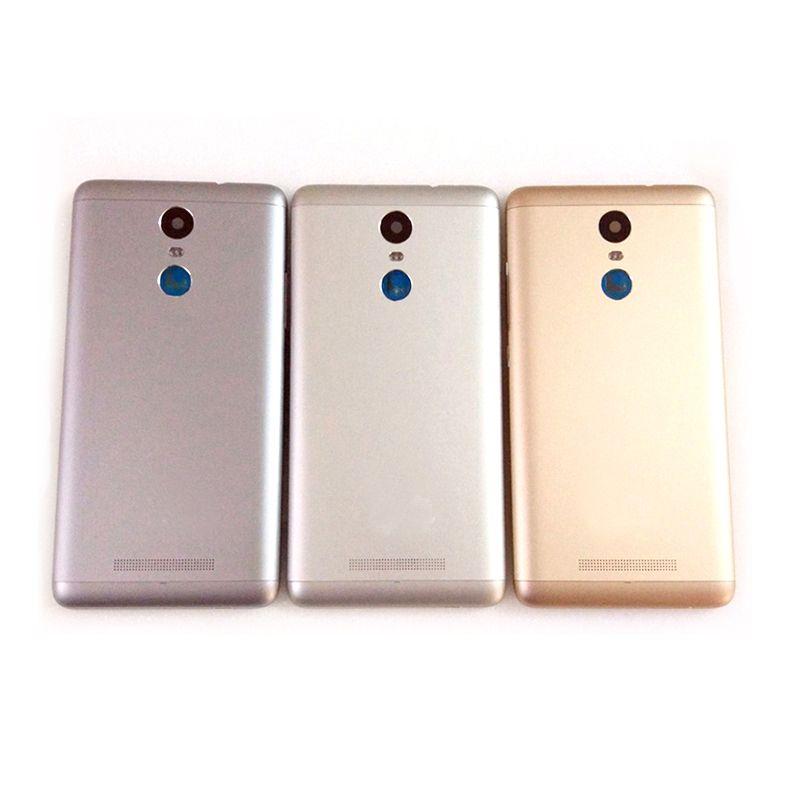100% New For Xiaomi Redmi Note 3 Battery Rear Door Case For Xiaomi Redmi Note 3 Pro Prime Housing Back Cover
