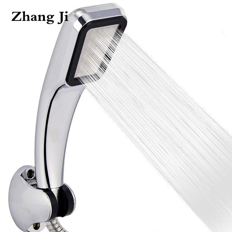 Zhang Ji Hochdruck Regen Dusche Kopf 300 Löcher Quadrat Hand Dusche Kopf Wasser Sparen dusche Spray Kopf