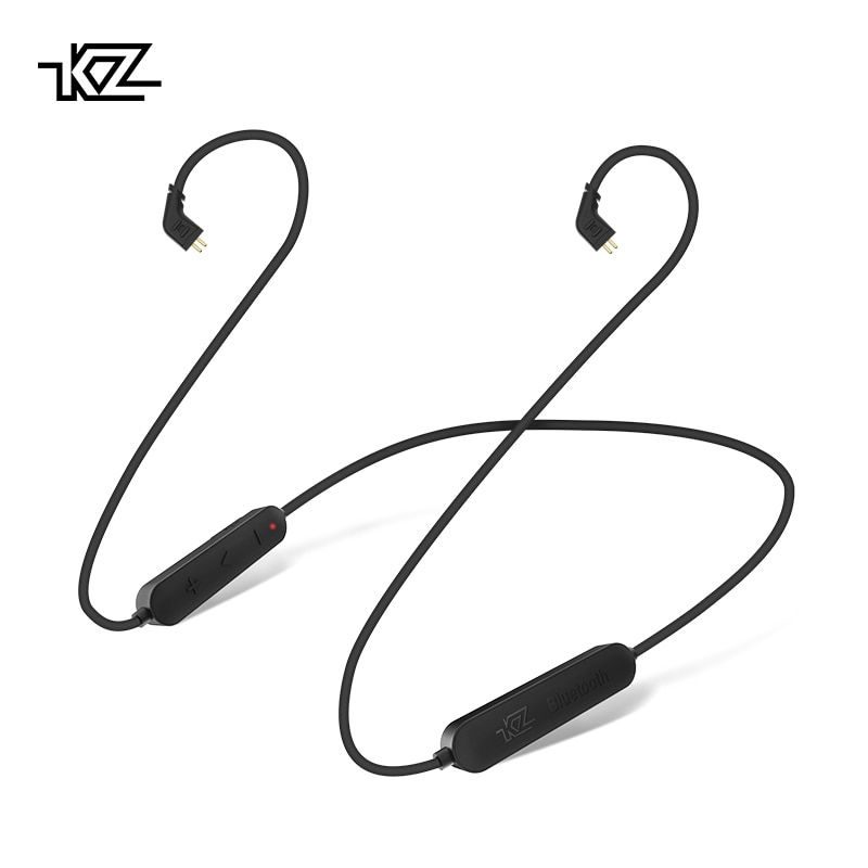 KZ ZS10 BA10 Wireless Bluetooth Cable KZ Upgrade Module Wire With 2PIN/MMCX Connector For KZ ZS10/ZS6/ZS5/ZS4/ZST/AS10/ES4