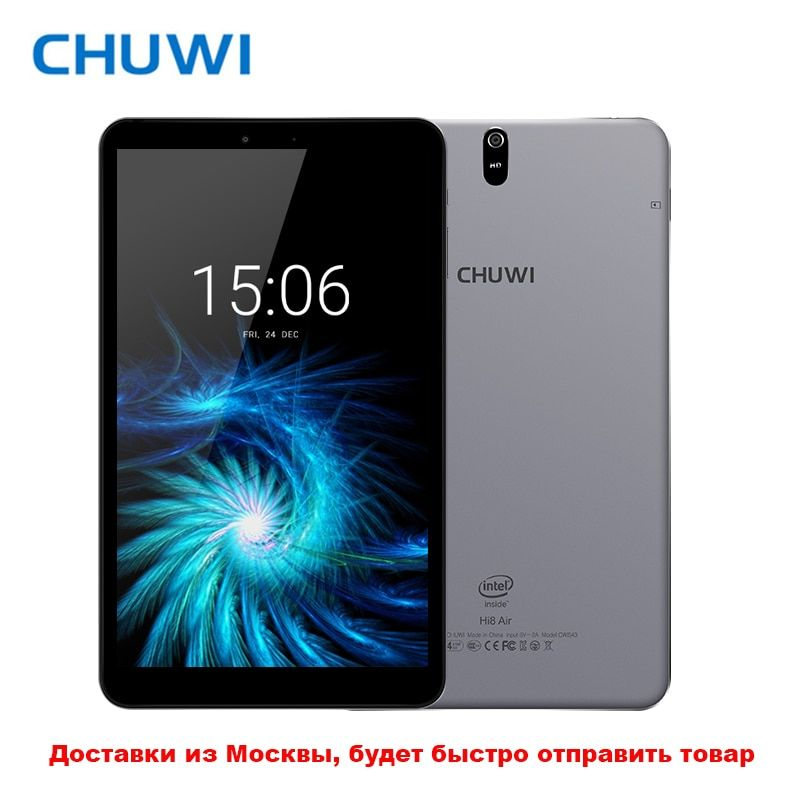 CHUWI Original Hi8 Air Tablet PC Intel X5 Quad core Windows 10 Android 5.0 2GB RAM 32GB ROM 8.0 Inch 1920X1200 Screen 4000mAh