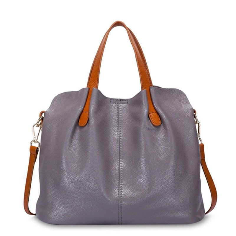 Bag <font><b>female</b></font> Women's 100% genuine leather bags handbags crossbody bags for women shoulder bags genuine leather bolsa feminina Tote