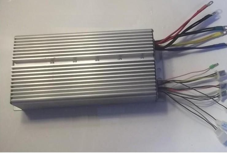 Fast Shipping 1500W 60V DC 30 mofset brushless motor controller E-bike electric bicycle speed control