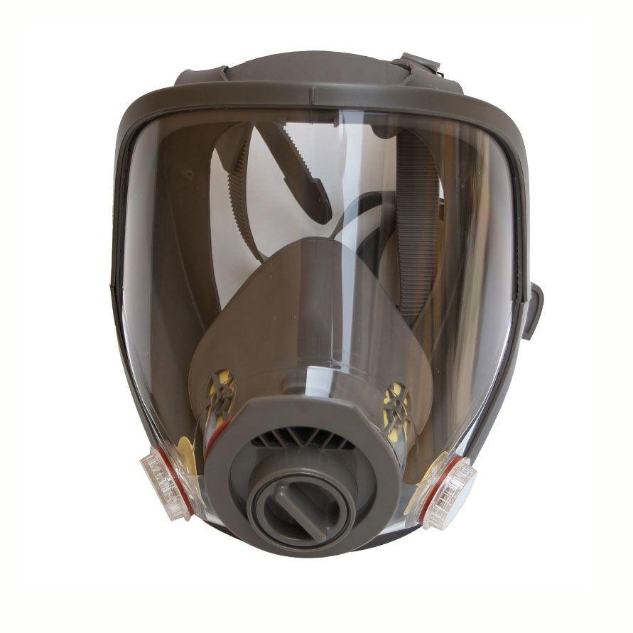 Gas masken Volle Gesicht Atemschutz Gas Maske Multi Funktion Silikon Maske für Industrie Malerei Spritzen Anti-staub Vergleichbar 6800