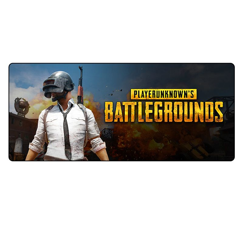 PUBG game large size mouse pad laptop gaming mousepad mouse pads L XL for Player unknown's Battlegrounds game gamer