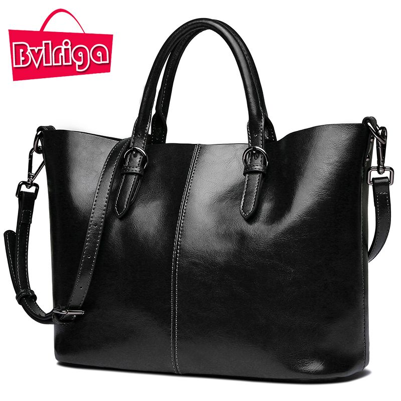 Bvlriga Women Bag Genuine Leather Bag Female Famous Brands Luxury Handbags Women Bags Designer Shoulder Crossbody Messenger Bags