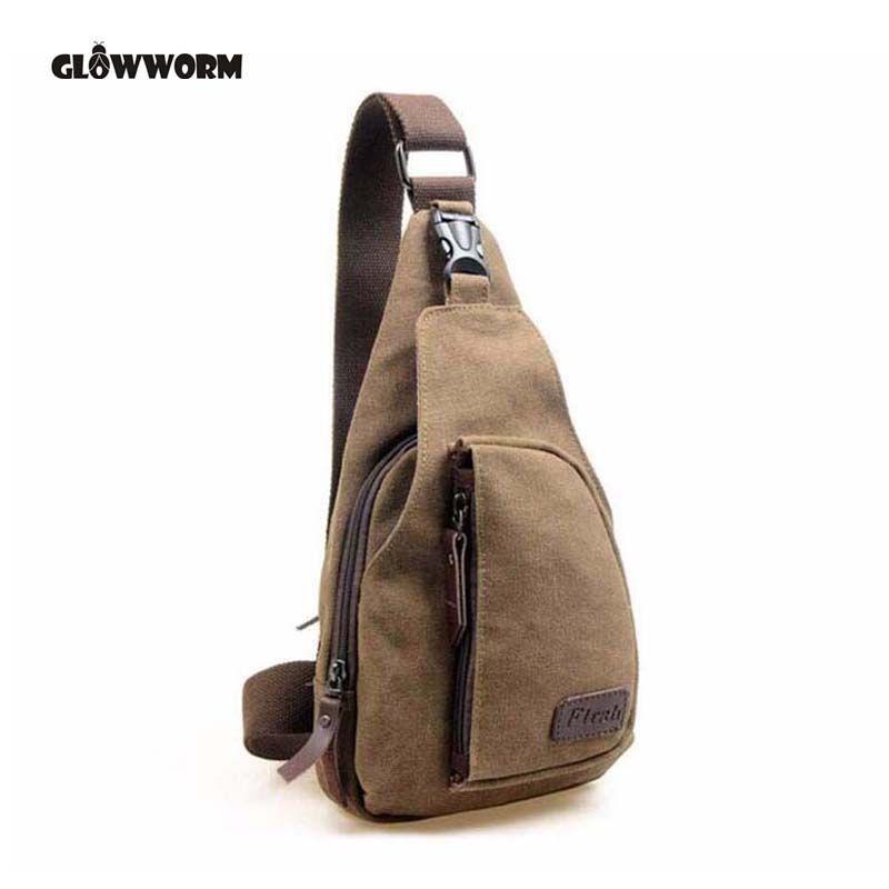 Светлячок 2017, Новая мода человек сумка Для мужчин холст Курьерские сумки Повседневное путешествия военная сумка sac основной CX377