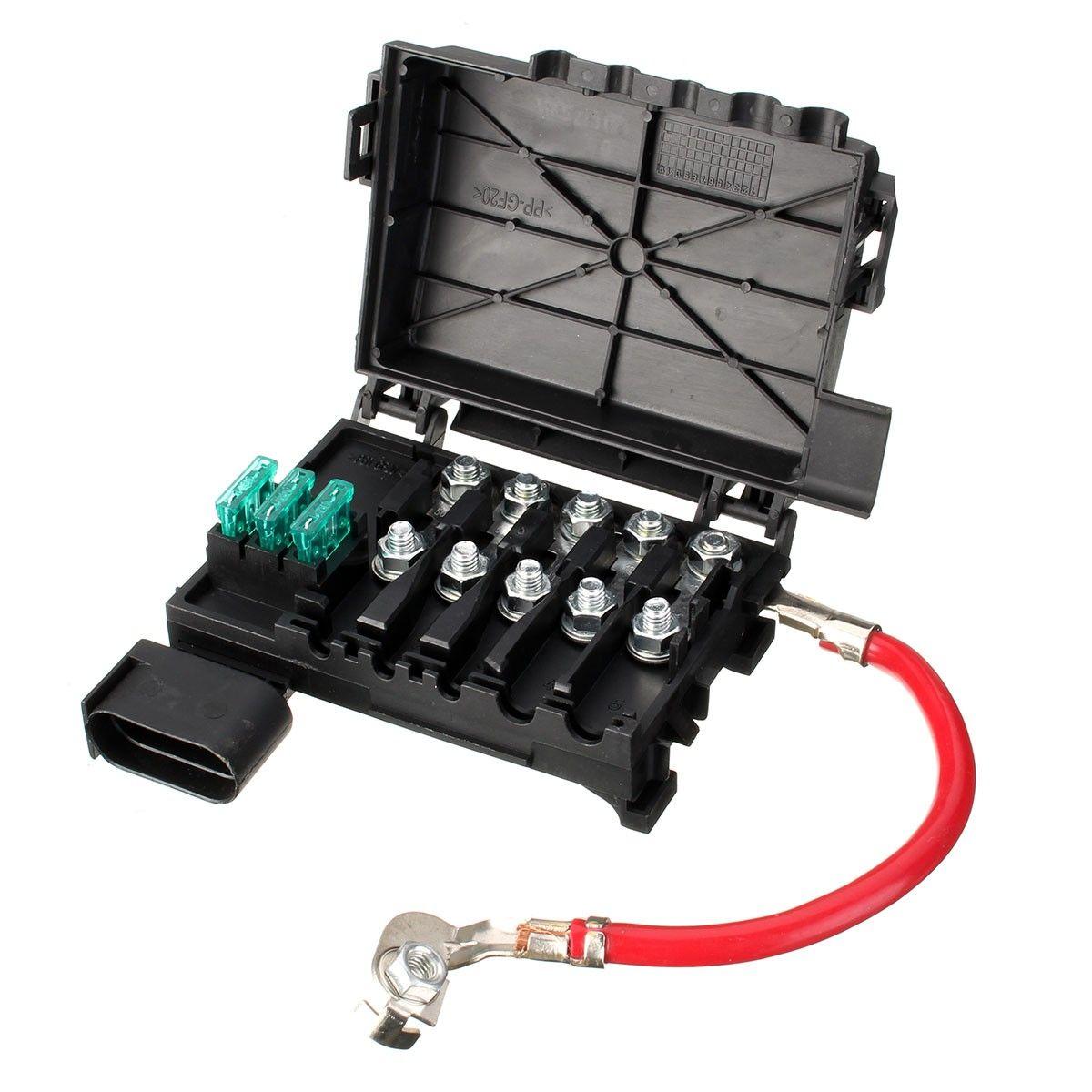 New Fuse Box for VW Beetle /Golf /Jetta 1J0937617D 1J0937550 1J0937550AA 1J0937550AB AC AD