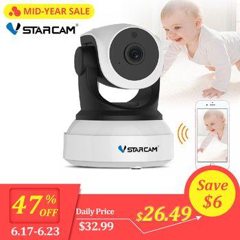 Vstarcam C7824WIP Baby Monitor wifi 2 way audio smart camera with motion detection Security IP Camera Wireless Baby Camera