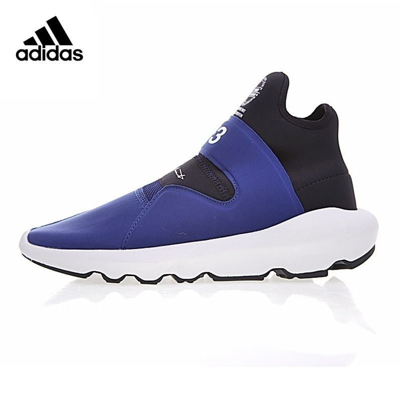 ADIDAS Y3 Y-3 SUBEROU Men's Running Shoes ,blue ,anti-slip Shock Absorption Breathable Wearable Lightweight AC7198