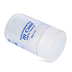 Nueva llegada Natural de calidad alimentaria alumbre cristal desodorante cuerpo Stick removedor de olor antitranspirante para hombres y mujeres 60g envío libre