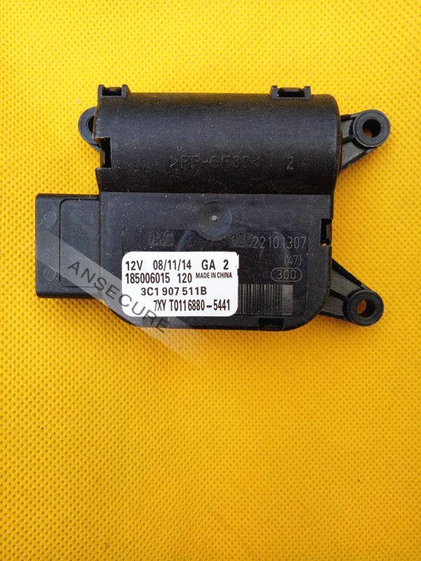 AC Temperature Adjust Valve Evaporation Tank Motor  FOR VW Passat B6  3C1 907 511 B