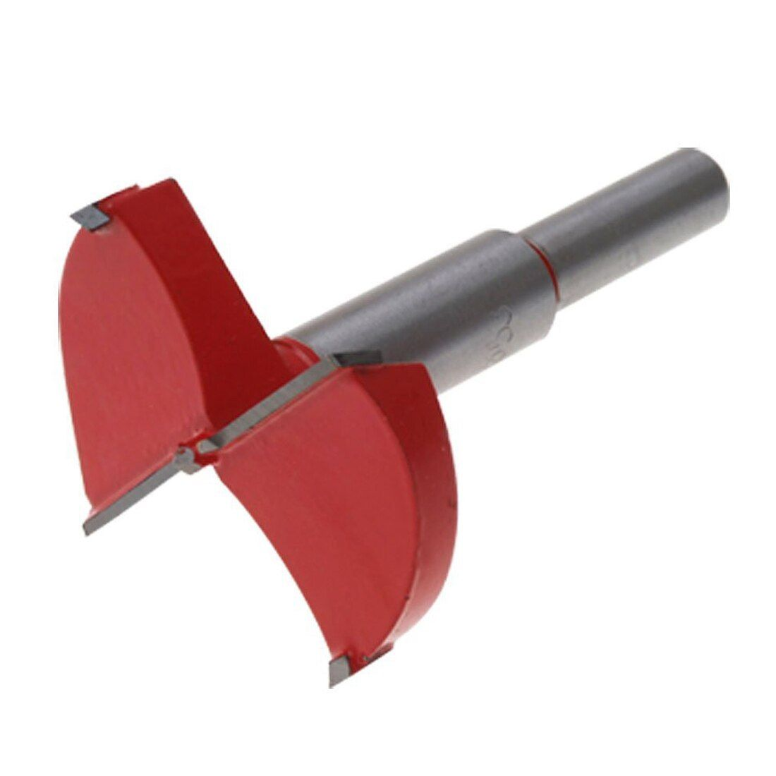 Neue 53mm rot metall holz bohrer werkzeug