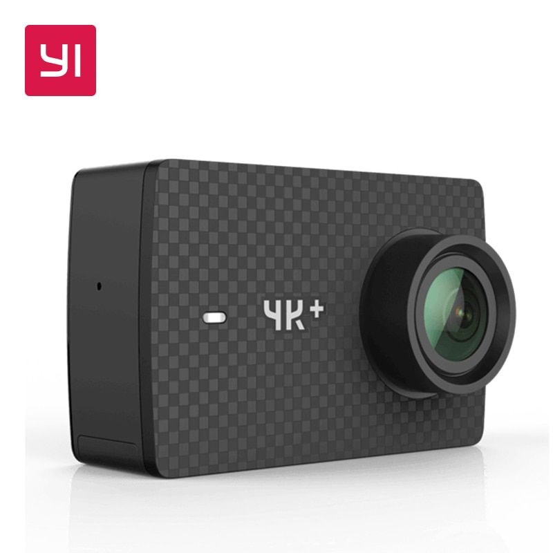 YI 4K+(Plus) Action Camera FIRST 4K/60fps Amba Sports Camera H2 SOC Cortex-A53 2.2