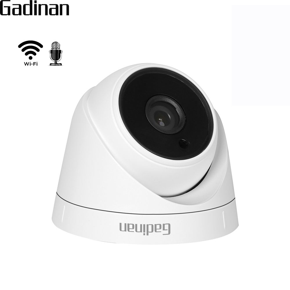 GADINAN Wifi Wireless YOOSEE 1080P 960P 720P Security IP Camera Audio ONVIF P2P Motion Detection Alert SD Card Slot MAX 128G