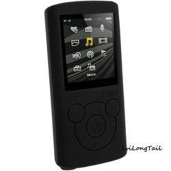 For Sony Walkman NWZ E383 E384 E385 Silicone Case Cover Cases NW E 383 384 385 Rubber Gel Skin 8gb 16gb 32gb 64gb Mp3 Covers