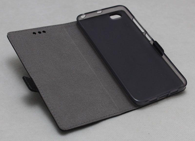 Echten Fall Für Xiaomi MI6 Ledertasche Luxus Buch Flip rückseite Fall Für Xiaomi MI6 M6 Standplatz-fall Hohe qualität