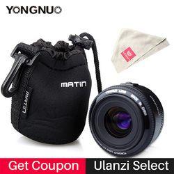 YONGNUO YN35mm F2.0 F2N Cámara lente gran angular 1:2 AF/MF fijo/Prime lente de enfoque automático 35mm para Nikon D3300 D3200 D7100 D5100 DSLR