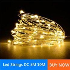 DC LED STRINGS