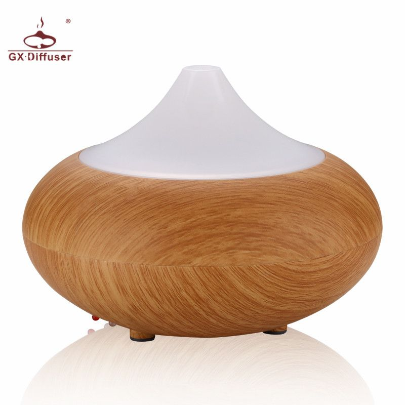 Changing Color Ultrasonic Air Humidifier Essential Oil Diffuser Aroma Lamp Aromatherapy Electric Aroma Diffuser Home Mist Maker