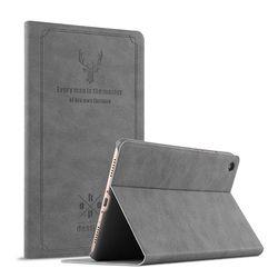 Penutup Kulit PU Stand Case untuk Xiao Mi Mi Pad 4 Mi Pad4 8.0 Inch Tablet PC Smart Case untuk mi Pad4 Mi Pad 4 Cover Pelindung Kasus
