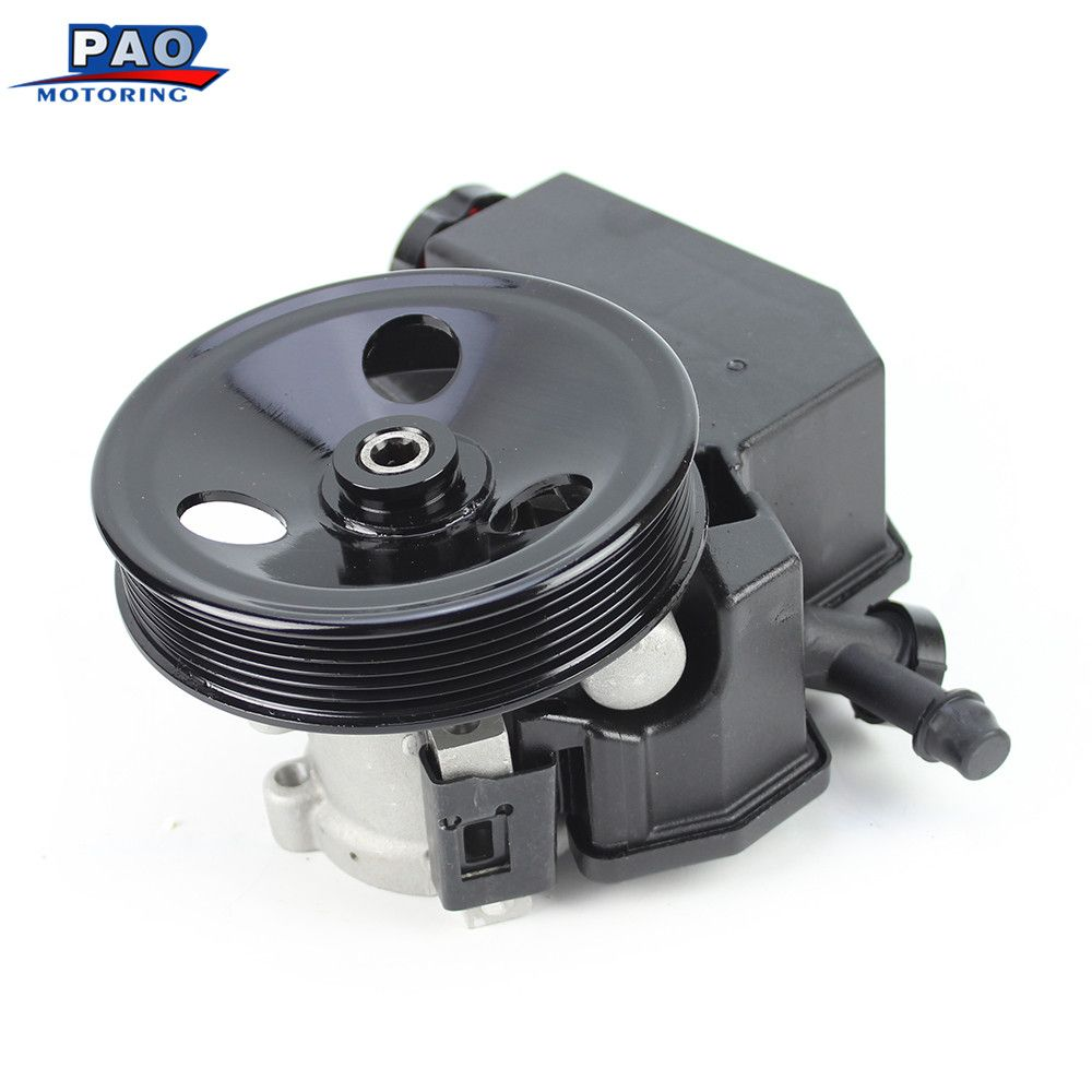 New Power Steering Pump Fit For JEEP GRAND CHEROKEE II (WJ,WG)2001 2002 2003 2004 4.7 V8 EVC OEM 52089300AB,86-00848 AN booster