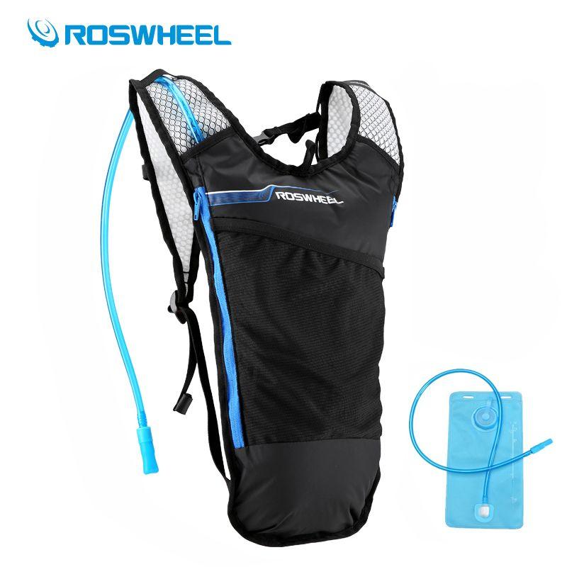 Roswheel 2L Wassersack 5L Hydration Rucksack Ultraleichtflugzeuge Laufen Wandern Radfahren Rucksack Wasser Blase Hidratacion Camelback