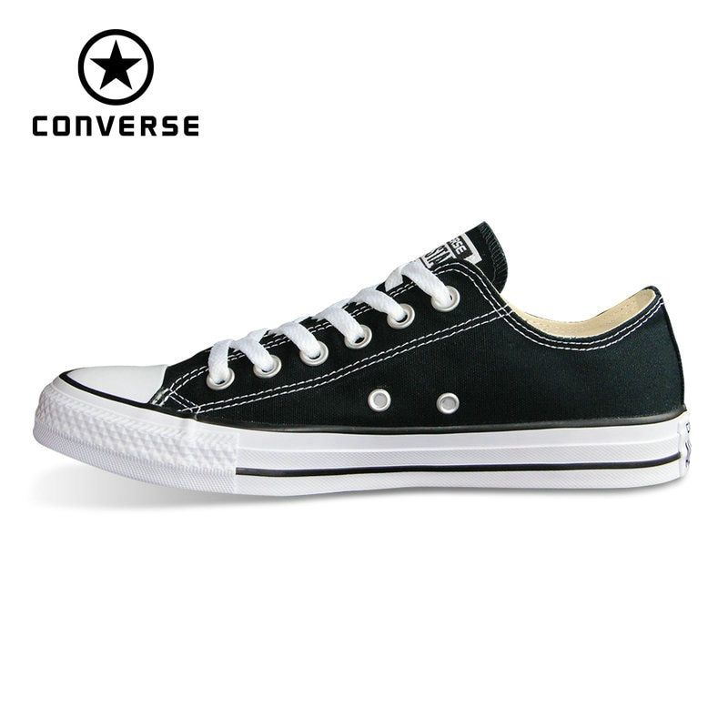 New Original Converse all star shoes Chuck Taylor low style man and women classic sneakers Skateboarding Shoes 101001