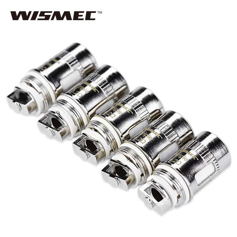 5pcs/lot Wismec Amor Mini Atomizer Head 0.2ohm Coil electronic cig for WISMEC Amor Mini/ Amor Plus/Vicino/Vicino D30 Vaporizer