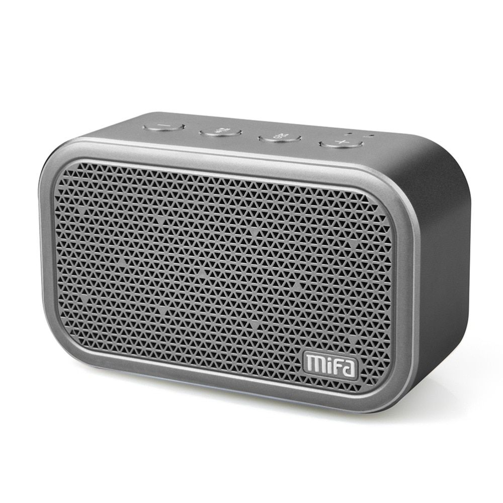 MIFA M1 Portable Bluetooth Speaker and Built-in Microphone <font><b>Stereo</b></font> Rock Sound Outdoors Wireless Bluetooth Speaker Support TF card