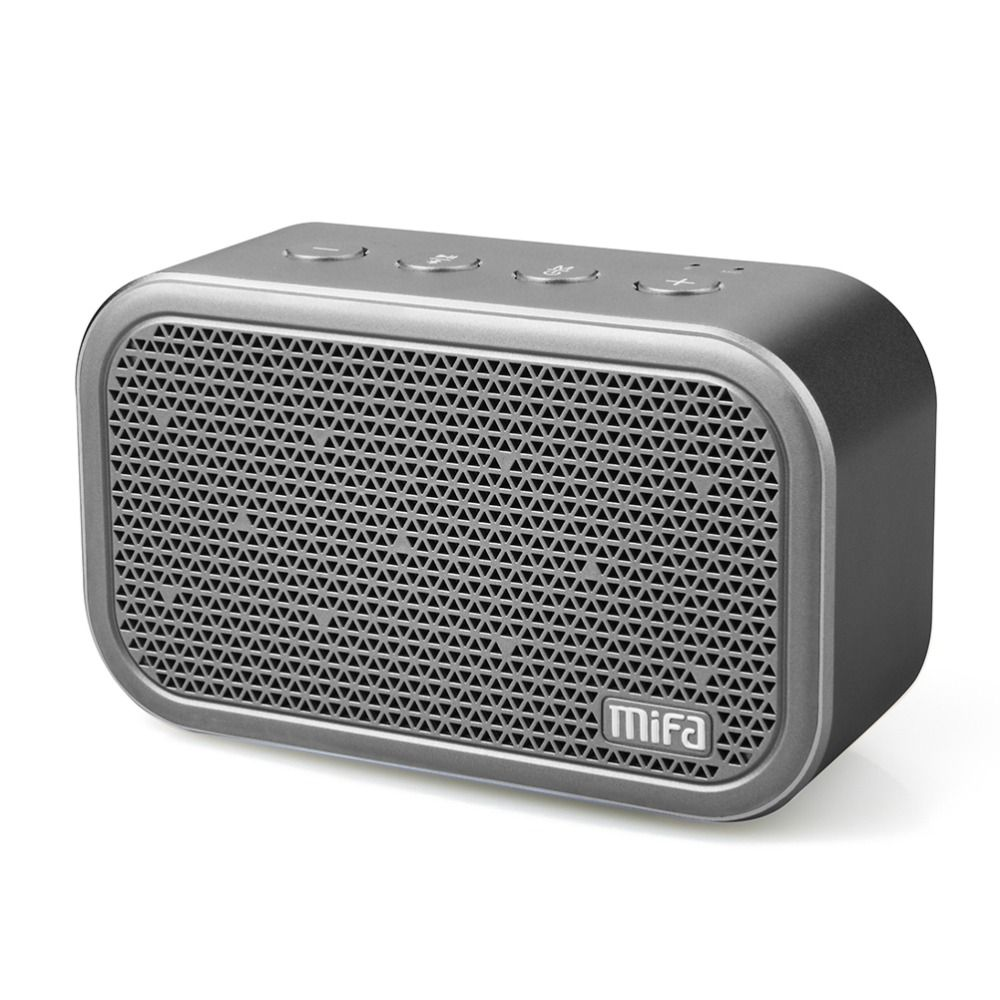 MIFA M1 Portable Bluetooth Speaker and Built-in Microphone Stereo Rock Sound Outdoors Wireless Bluetooth Speaker Support TF card