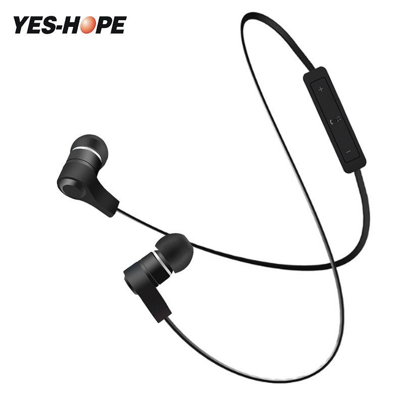 Водонепроницаемые наушники Auriculares беспроводной Bluetooth V4.1 MIC беруши Fone де ouvido наушники голосового управления наушники Поддержка APTX