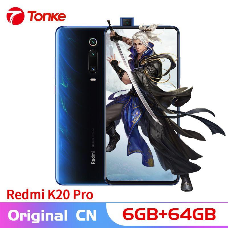 Original-CN Rom Xiaomi Redmi K20 Pro 6GB RAM 64GB ROM Snapdragon 855 Octa Core 6,39