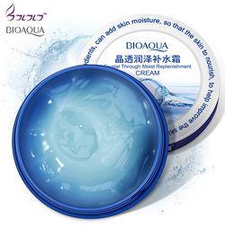 BIOAQUA День Бренда кремы корейская косметика глубокое увлажнение лица из искусственной кожи, пирожное Отбеливающее, омолаживающее воздейств...