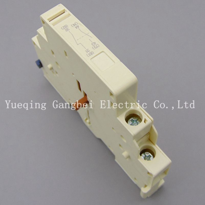 GV2 circuit breaker auxiliary contact  side  GV2-AN11