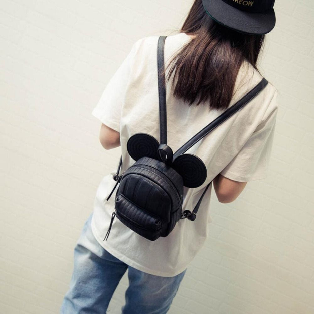 888 29.99 usd colour 1-32  back college wind students bag PU new backpack g01