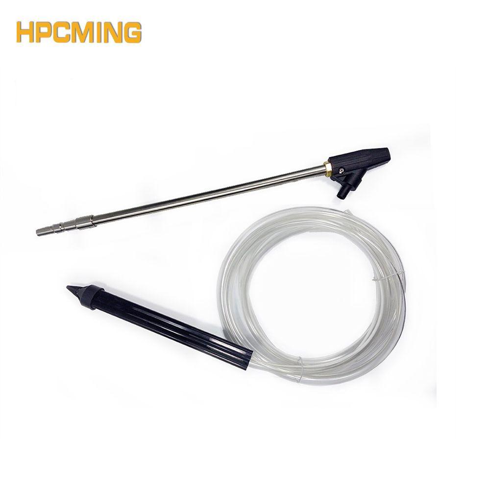 Haute Qualité de Sable De Sablage Et de Sablage Humide Kit et Humide dynamitage pour Nilfisk et quick connect pistolet (MOBH002)