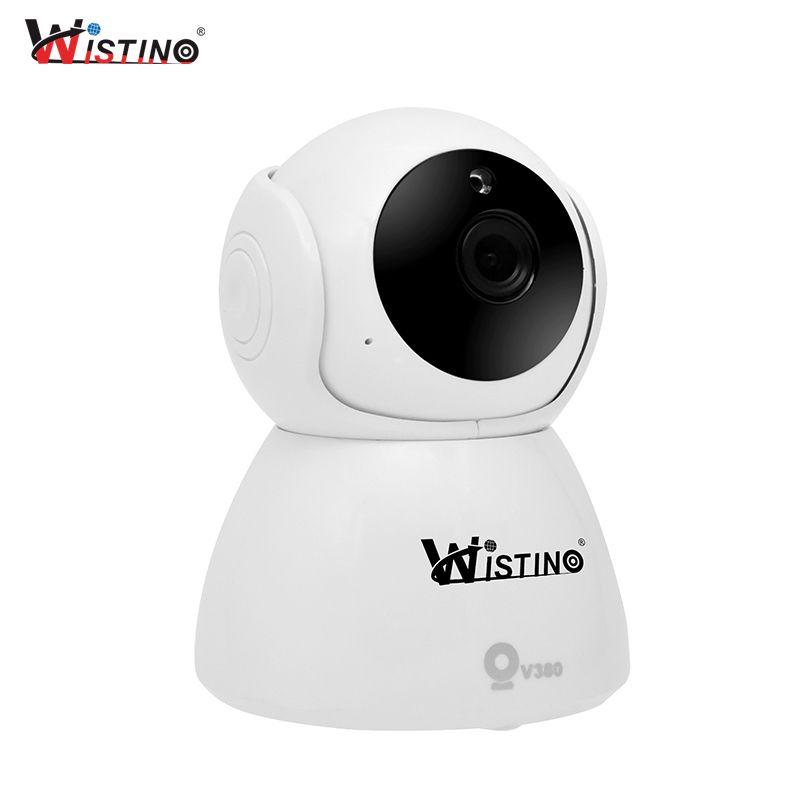 Wistino CCTV WiFi IP Camera HD 1080P Mini Wireless Video Baby Monitor P2P Indoor Security Smart Home IR Night Vision H.265 V380
