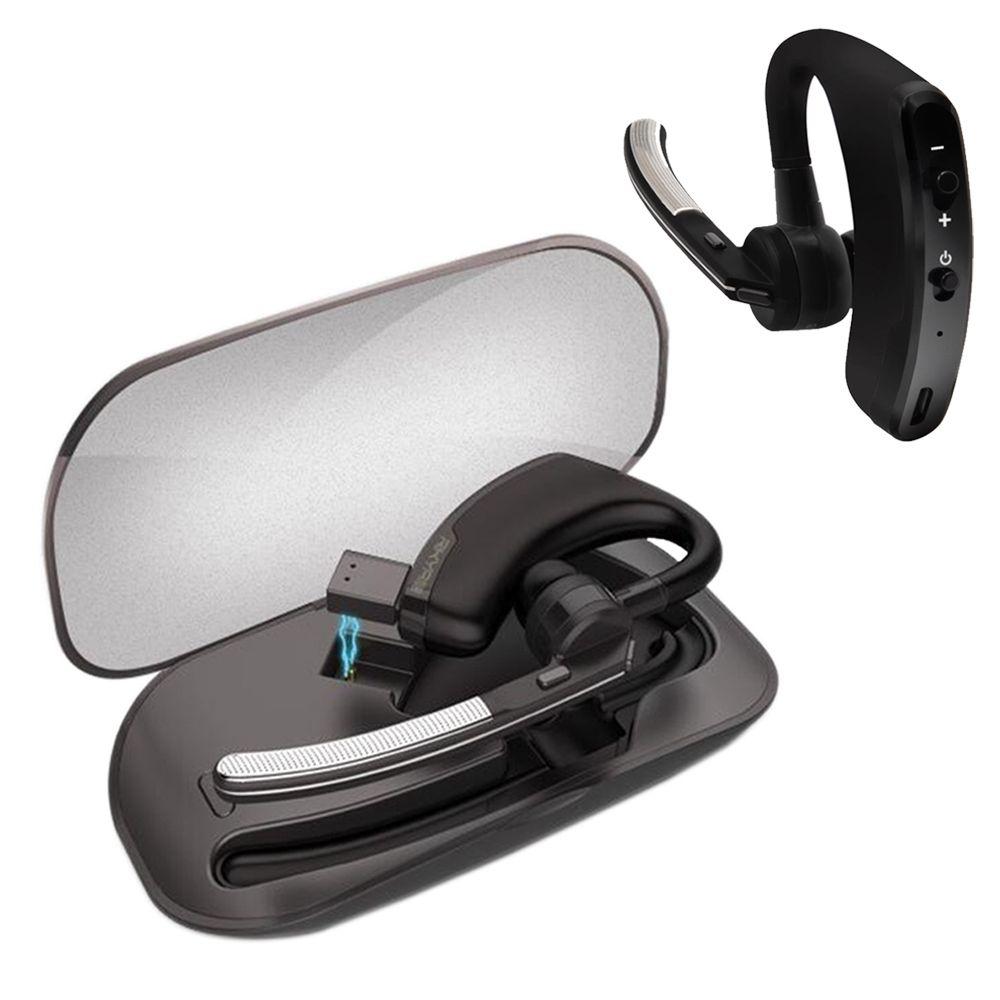 Ogv Bluetooth наушники беспроводные наушники Перезаряжаемые коробка HiFi в ухо гарнитуры для Xiaomi iphone Huawei V8 Voyager плюс наушники