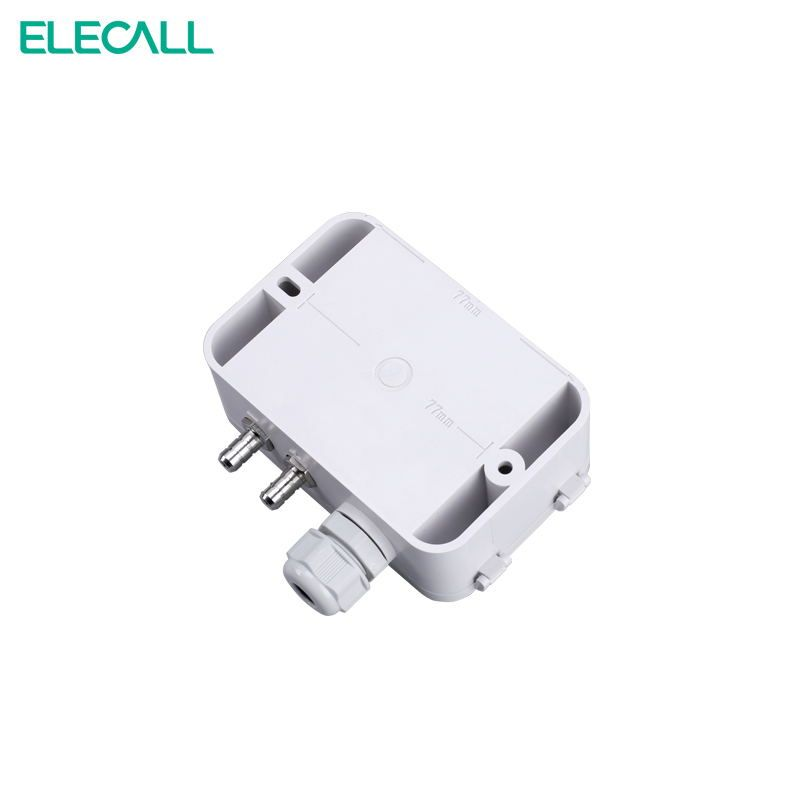 ELECALL ELM108 micro differential pressure transmitter Air pressure transmitter pressure sensor 1000pa