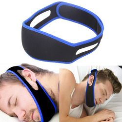 Anti Snore ремешок для подбородка стоп храп пояс приступ апное во время сна подбородник ремни для женщины Здоровье Мужчины Уход аппарат для сна ...